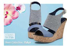 Zapatos Plataformas Moda Shoes Collection Pakar