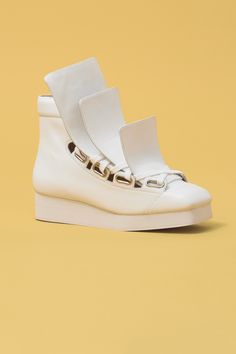 Vivienne Westwood Worlds End @ OC  Three Tongue Trainers $475