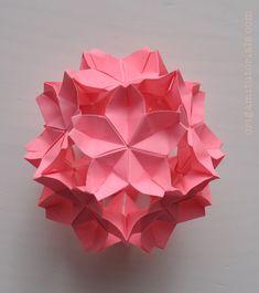 Sakuradama, Cherry Blossom Ball by Toshikazu Kawasaki