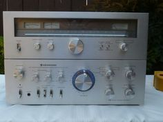 Kenwood Ka 7100 Amplifier and KT 8300 Tuner Nice | eBay