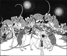 The Fairy Circus--Dorothy P. Lathrop    Comments and faves