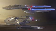 The new queen of the fleet, the Ambassador Class is slated to be Starfleet's next generation explorer. With a wide array of scientific equipment and advanced technology, it is one of the finest des...