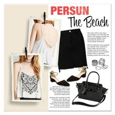 """""""Persun"""" by janee-oss ❤ liked on Polyvore"""