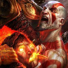 Entre nos combates mais intensos e mergulhe numa jornada que irá mudar sua vida. Quem curte God of War Ascension? http://scup.it/3eyn www.nagem.com.br