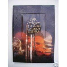 OSR: Orchestre De La Suisse Romande 1918-1988 (Hardcover)  http://www.amazon.com/dp/B000MYAVIA/?tag=heatipandoth-20  B000MYAVIA  For More Big Discount, Visit Here http://amazone-storee.blogspot.com/