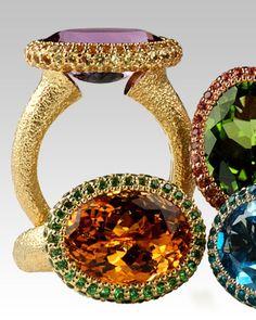 "Alex Soldier - Couture Jewelry ""Topics that Earn"" via Barbara Novello"