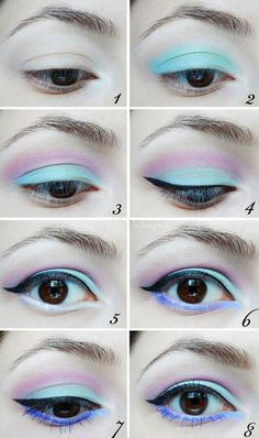 lovely pastel look