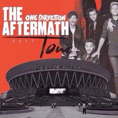 A.M= AFTERMATH << I'M GOING TO THIS WHEN ARE TICKETS ON SALE?!?!?!<<IM SO CONFUSED HAS IT BEEN CONFIRMED??