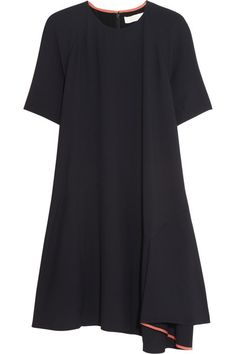 CHLOÉ \\\ Draped crepe dress