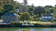 New Zealand, Cities, Mansions, House Styles, Videos, Manor Houses, Villas, Mansion, City