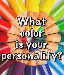 What is your colour personality?