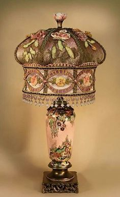 Gorgeous lamp
