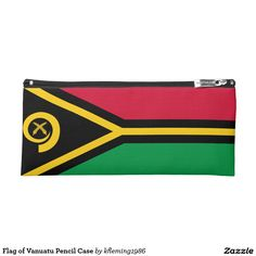 Flag of Vanuatu Pencil Case