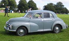 Morris Oxford - 1950