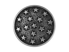 Hey, I found this really awesome Etsy listing at https://www.etsy.com/listing/152199431/3-metal-stars-34-inch-18-mm-buttons