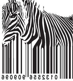codes à barres zebra animaux hippy politique pacifiste icône héros démo politique cool anti capitaliste festival drôle TSHIRT mens t-shirt t-shirt de coton