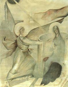 Annunciation 1   Acad. Sorin Dumitrescu