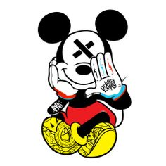 Mickey Mouse Tattoo Designs | MadSCAR