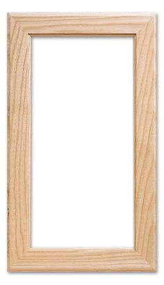 Monaco Glass - Paint Grade Maple cabinet doors by cabinetnow.com