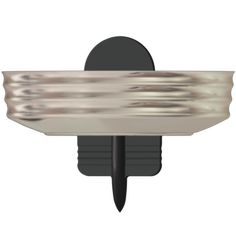 Manning single sconce-60W-Rejuvenation