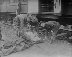 "WW1 Oct 1916. ""Too unwell to travel. A Case returned to Hospital.""collectionscanada.gc.ca MIKAN 3395822"