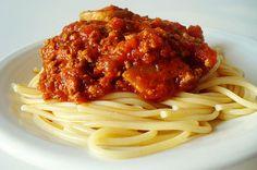 Homemade Spaghetti Sauce - Perfected