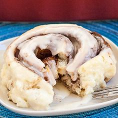 Cinnabon Cinnamon Rolls - a copycat recipe, about the closest you'll get to the real thing.