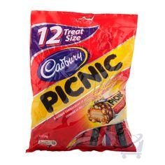 Picnic Bar Share Pack – Cadbury 228g   Shop Australia