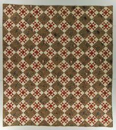 1849 Star quilt, Sara Dillow collection