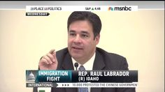 GOP Rep. against immigration reform because Obama trying to destroy GOP