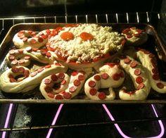 DIY Octopizza Pie: Gruesome and Delicious