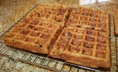 FALL TRYING: Killer Waffles