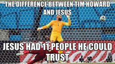 Tim Howard - SO Not P.C.