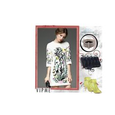 """Vipme   9"" by zijadaahmetovic ❤ liked on Polyvore featuring women's clothing, women, female, woman, misses and juniors"