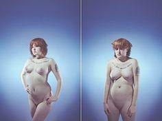 """""""Illusion Of The Body"""" von Gracie Hagen: Die Schönheit der Körperhaltung - detailverliebt.de"""