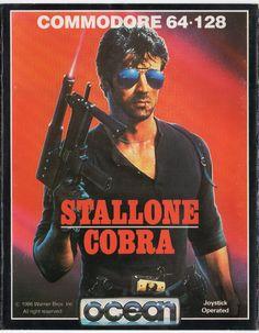 Cobra - Commodore 64 Game