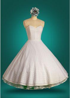 Tea Length Wedding Dresses: The Finest, Custom-Fit