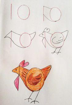 Sempre Cantei Errado: Como ensinar seu filho a desenhar com a ajuda de números