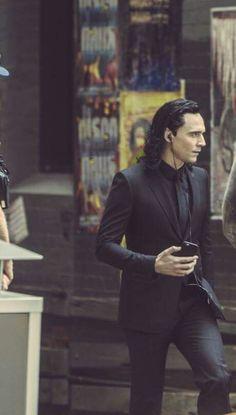 basically I thought I might be over Loki hahahaha nope