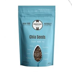 Summer Sale 20% Off - 2 lbs Black Raw Chia Seeds are Rich in Omega 3, Antioxidants, Minerals and Fiber - Great for Baking, Smoothies and Salads - Vegan Diet Friendly >>> You can find more details by visiting the image link.