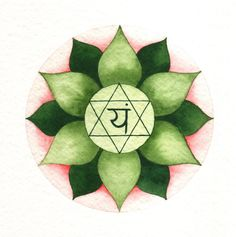 Anahata, I love everything about this chakra! potential tattoo....instead of pink a pretty blue/teal color