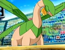 Tropius my favorite pokemon :)