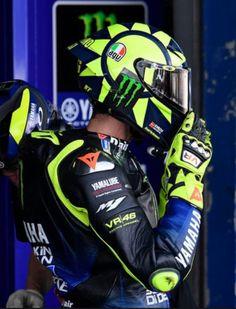 Vr46, Valentino Rossi, Motogp, Motorcycle Jacket, Crotch Rockets, Racing, Bike, Helmets, Beast