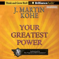 "#NEW: Listen to a sample of the #Business #Economics #Novel ""Your Greatest Power"" by J. Martin Kohe right here: http://amblingbooks.com/books/view/your_greatest_power"