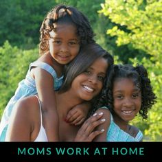 I'm looking to show a few moms a way to make a nice income from home, without having to pick up a second job. This will not break your pocketbook...but it will lessen your financial burdens, and give your kids more time with you.