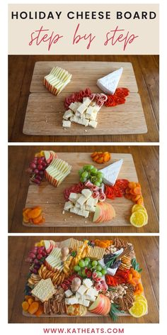 Charcuterie Recipes, Charcuterie And Cheese Board, Charcuterie Platter, Cheese Boards, Snacks Für Party, Appetizers For Party, Appetizer Recipes, Meat And Cheese, Wine Cheese