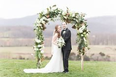 Tourterelle Floral Design - Katelyn James Photography - Pippin Hill Farm & Vineyards - Charlottesville, VA