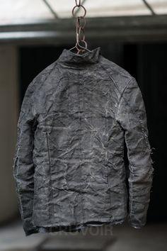 lumen et umbra 14/15 . distressed weathered look jacket