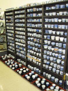 soba choko collection