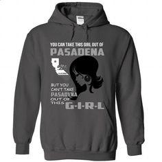 Pasadena Girl - custom t shirt #designer shirts #street clothing